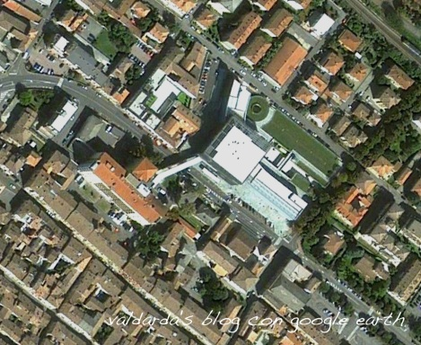 ospedale con google earth (clic per ingrandire)