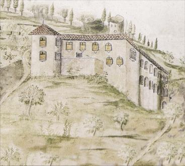 monastero antico dal web